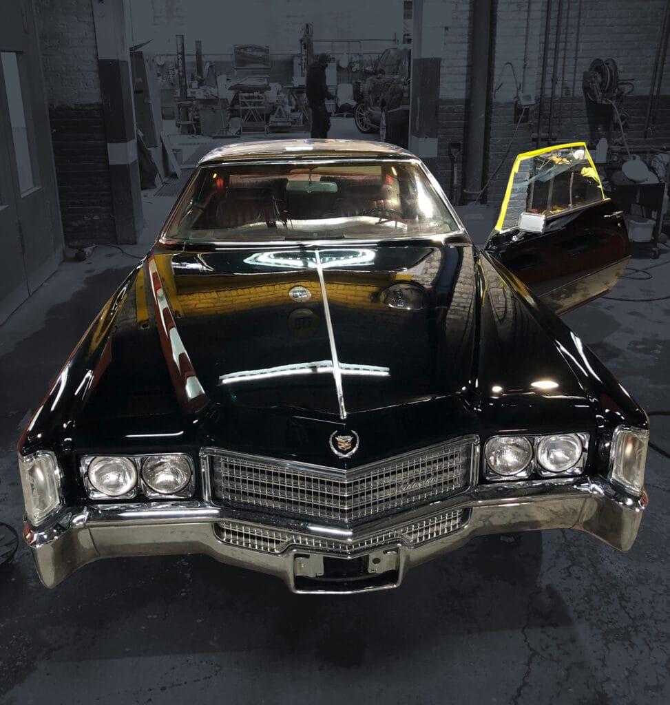 restore car chicago