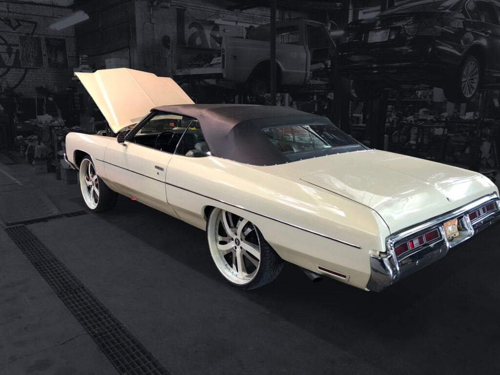 restore classic cars