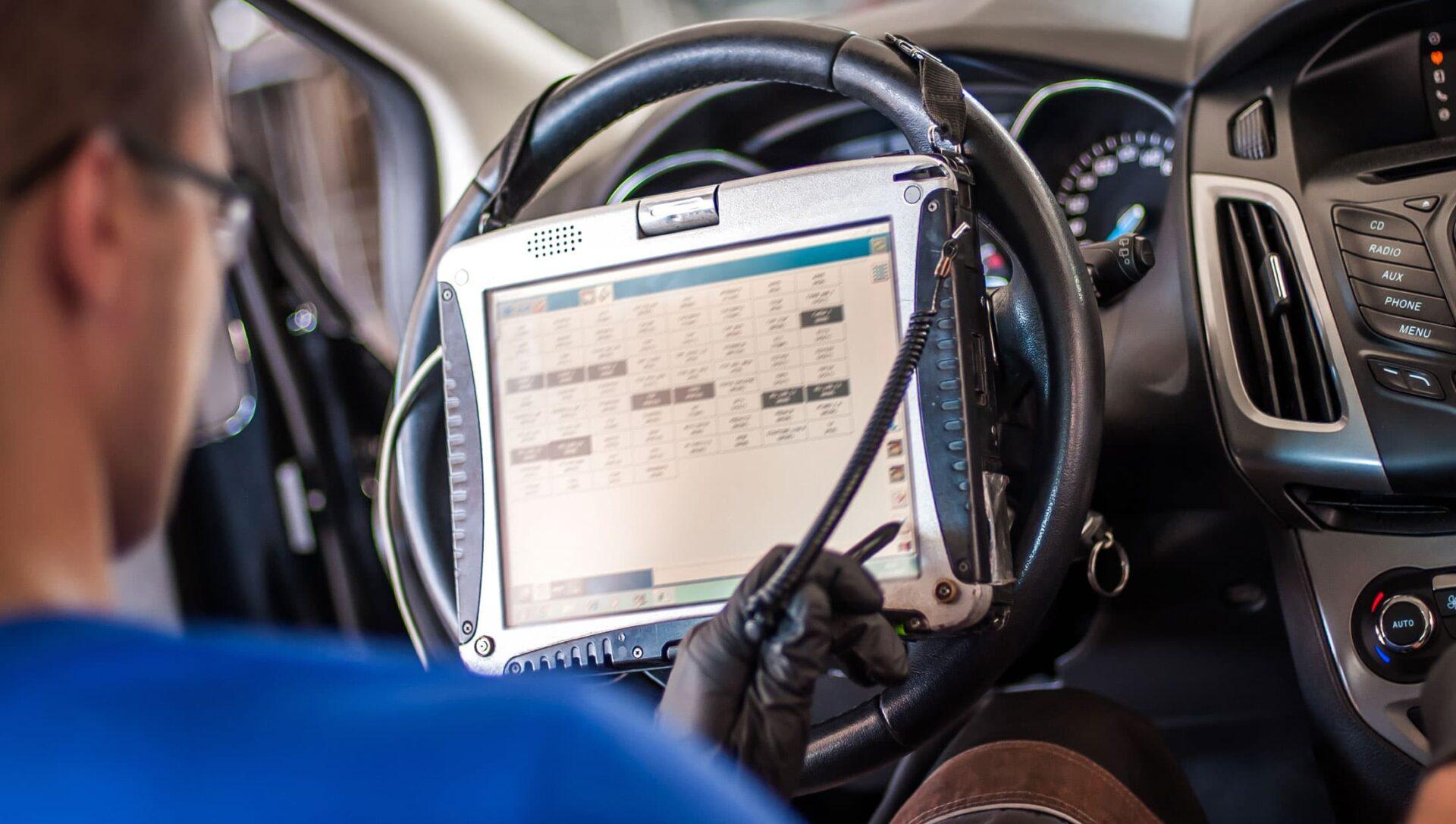 car diagnostic test